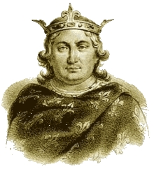 king henry I beauclerc normandy king louis vi of france image