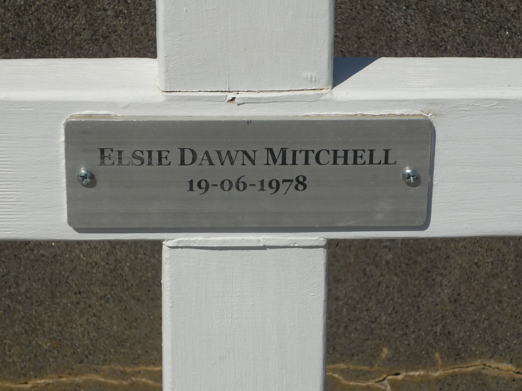 Elsie Dawn Mitchell (Nivens Coates) 2