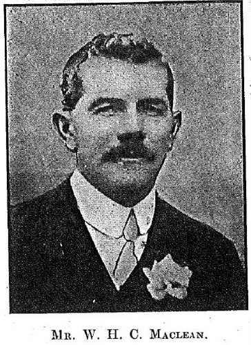 William Henry Charlton Maclean