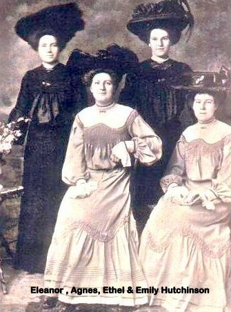 Eleanor, Agnes, Ethel & Emily Hutchisnon(1)